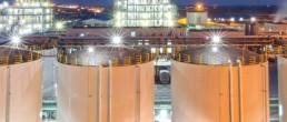 化工领域使用冰河冷媒载冷剂