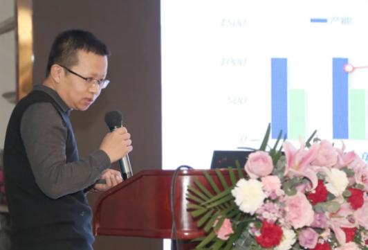 万华化学股份有限公司研发经理刘贤波