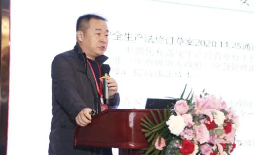 中国聚氨酯工业协会副秘书长 李建波