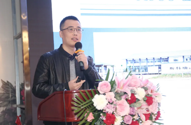 临沂斯科瑞聚氨酯材料有限公司总工程师 李成章