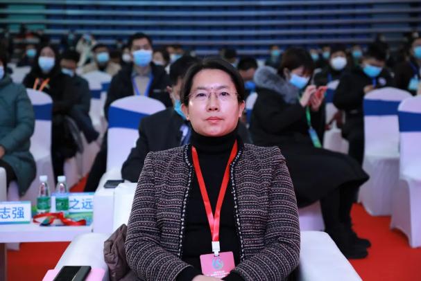 桓台县委副书记、县长边江风出席开幕式