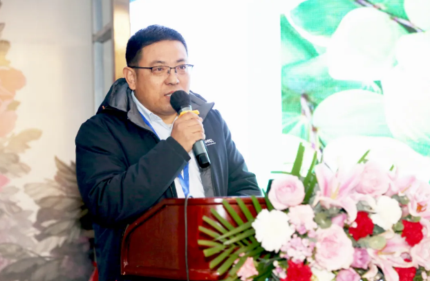 淄博德信联邦化学工业有限公司副总经理 荆晓东