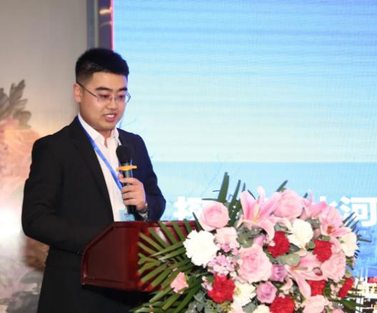 辽宁冰河企业集团有限公司市场经理 汤玉鹏